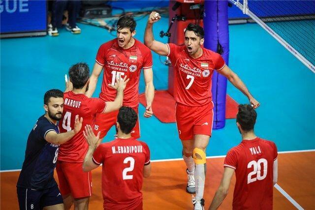 سامورایی های ژاپن هم تسلیم والیبال ایران شدند