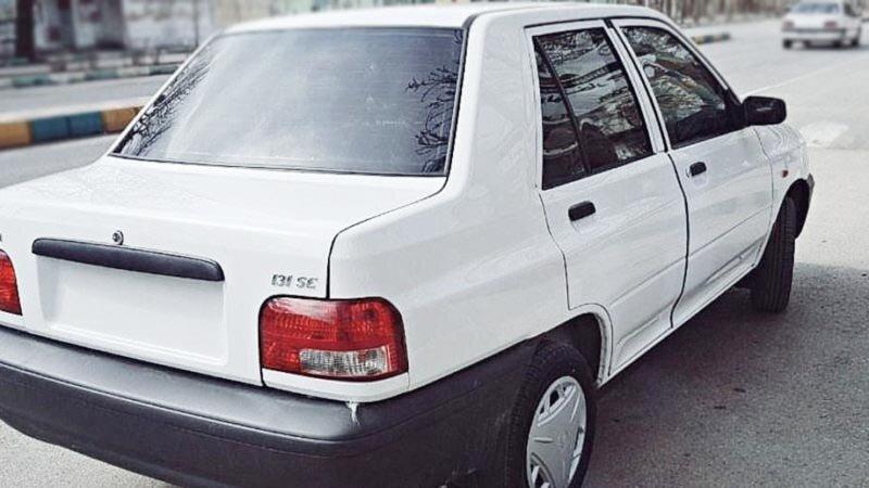 پراید 70 درصد خودروهای سرقتی کشور