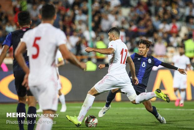 دو تغییر در ترکیب ایران مقابل بحرین، بازگشت ابراهیمی و حسینی