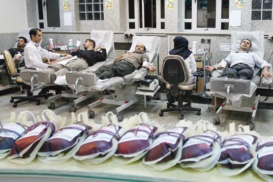 اعلام برنامه مراکز اهدای خون پایتخت در تعطیلات آخر ماه صفر