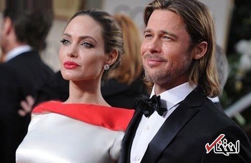 اعلام دلیل طلاق آنجلینا جوبی از برد پیت