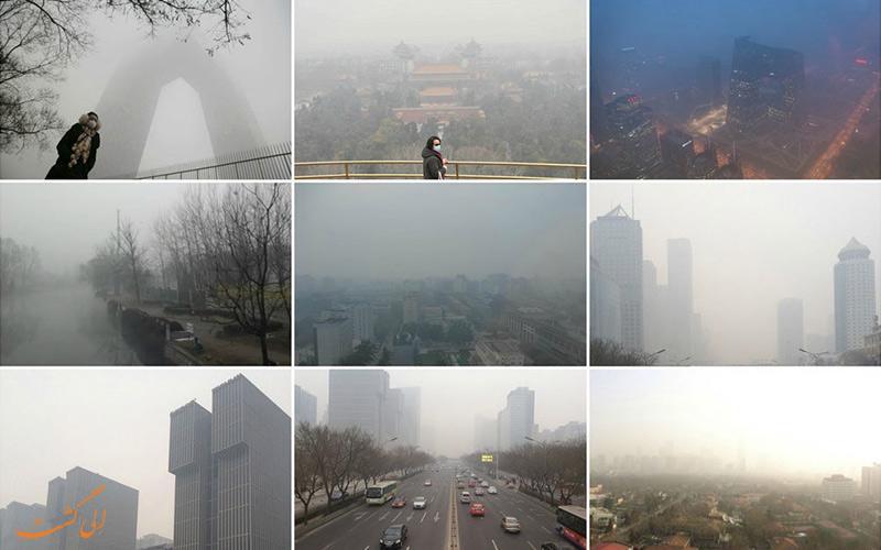 چگونه به کاهش آلودگی هوا یاری کنیم؟