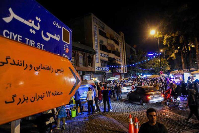 حکایت جالب یک تقاطع در قلب تهران؛ چهار راه ادیان!