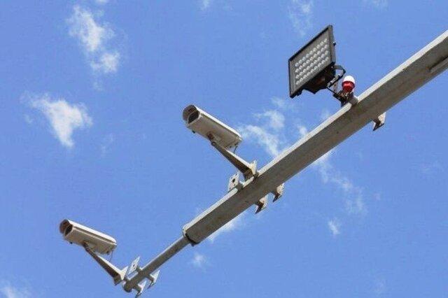 نصب 110 دستگاه دوربین در خیابان های رشت