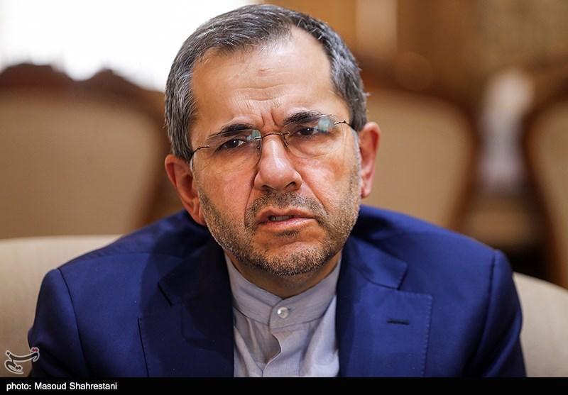 تخت روانچی: گزینه های ایران در تامین منافع ملی محدود نیست