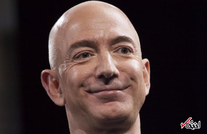 مدیرعامل آمازون در 15 دقیقه 13.5 میلیارد دلار به ثروت خود افزود
