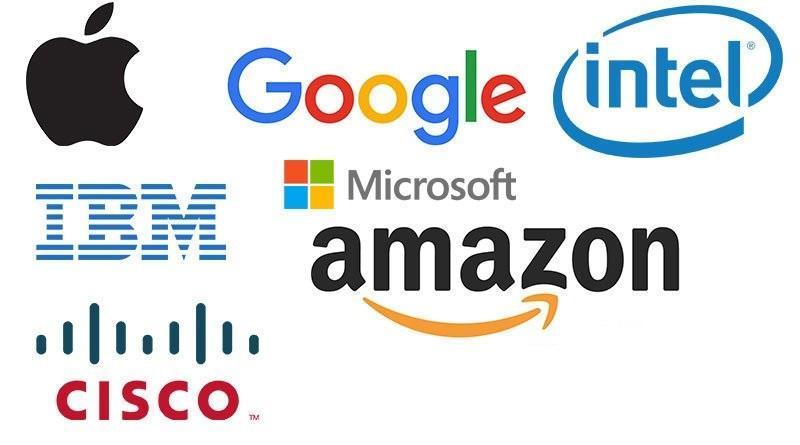 غول های فناوری دنیا زیر تیغ کرونا