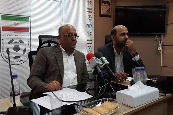 رئیس کمیته معین شرایط فوتبال: باشگاه ها قرارداد واقعی ببندند