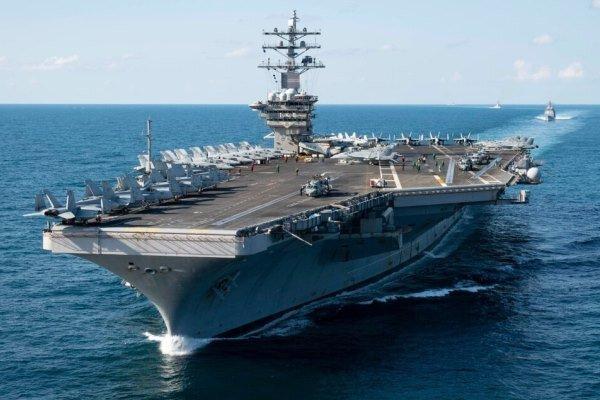 پنتاگون برای نیروی دریایی آمریکا نسخه پیچید