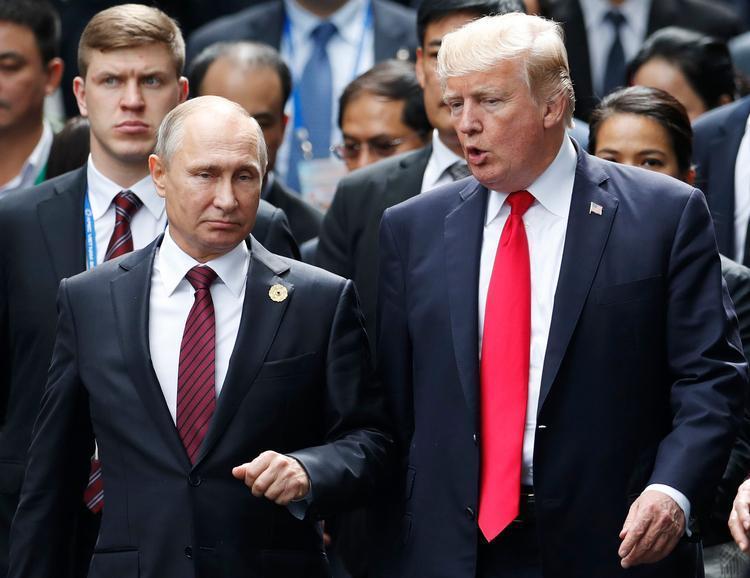 افشای محتوای تماس های ترامپ با رهبران دنیا
