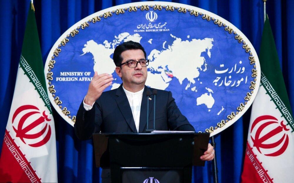 سخنگوی وزارت خارجه: آمریکا لقمه بزرگتر از دهانش برداشته است