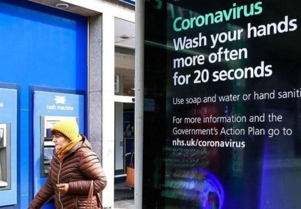 ثبت رکورد جدید مبتلایان روزانه کرونایی در انگلیس، بیش از هزار مرگ در 24 ساعت