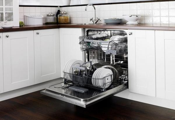 پرفروش ترین ماشین ظرفشویی های مبله در بازار لوازم خانگی امروز 23 فروردین