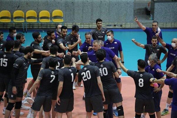 تصاویری از حال و هوای تمرینات تیم ملی والیبال با حضور الکنو