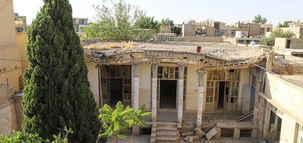 پرونده خانه ناجی برای آنالیز به وزارتخانه میراث فرهنگی فرستاده شده است
